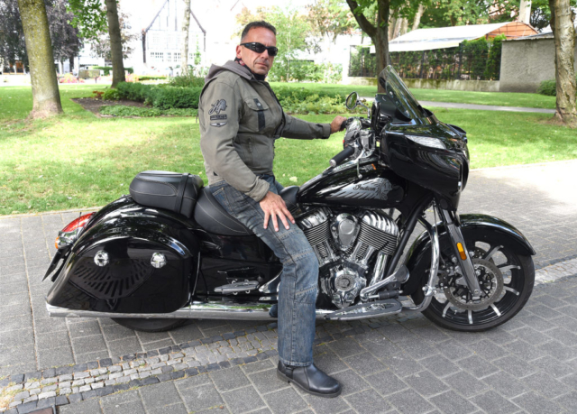 Motorrad Shooting Lippstadt