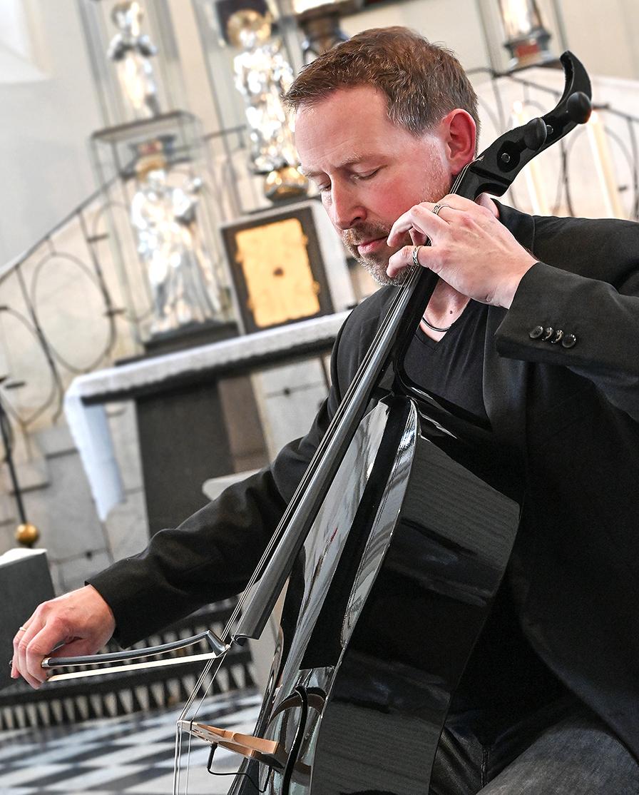 Cellomusik
