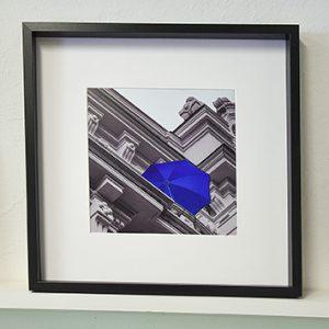 Blauer Schirm, SW Jpg