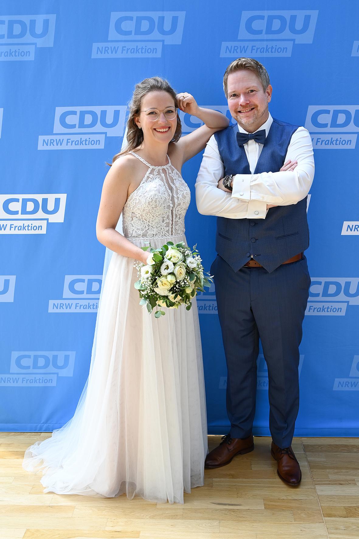 Hochzeit Im Landtag NRW