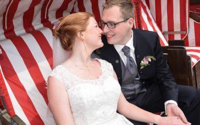 Hochzeitsfotos – eine Lovestory in Bildern