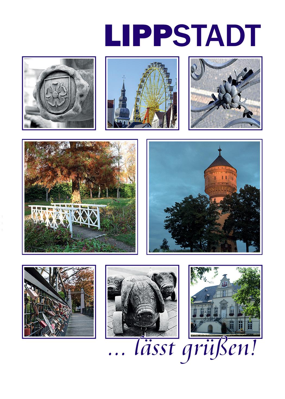 Lippstadt 2021 Postkarte Cdr