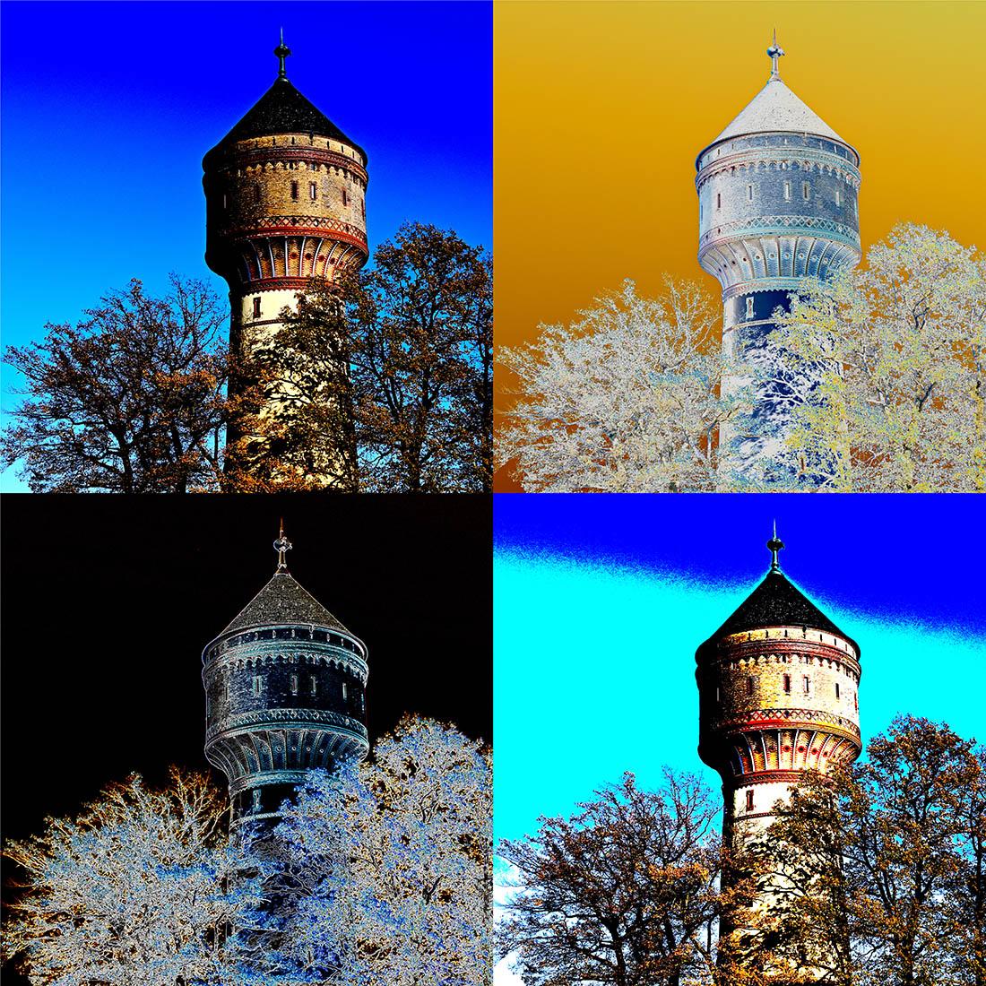 Lippstadt Wasserturm 1
