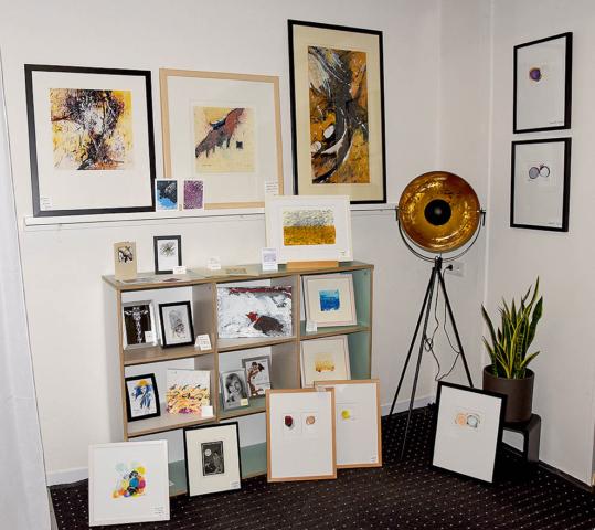 Mini Ausstellung
